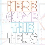Here Come the Tens Mixed By Eli Huntington